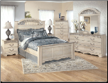 Catalina Panel Bedroom Set-B196 Signature Design by Ashley Furniture