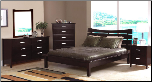 5631 Platform Bedroom Set - Coaster