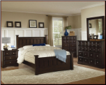 Coaster 201381 Harbor Bedroom Furniture Set