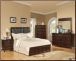 Coaster Saxton Bedroom Set CO-201521-SET