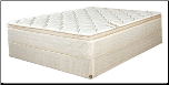 Copper Twin sized firm innerspring mattress - Coaster 1091