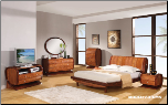 Autumn Platform Bedroom Set -  Global Furniture