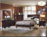Borgeois Collection - Full Bedroom Set
