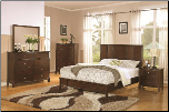 Addley 4 PC Bedroom Set by Coaster