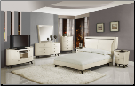 Angelica Bedroom Set - Global Furniture