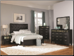 Devine Bedroom Set in Finish by Coaster - 201671