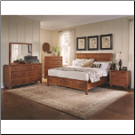 Willow Creek King Bedroom Set by Coaster