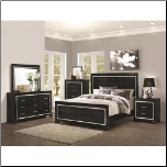 Hyland Bedroom  Set  with storage by Coaster