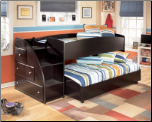 Embrace - Twin Panel Bed Bedroom Set Signature Design by Ashley Furniture