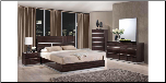 TRIBECA Bedroom Set - Global Furniture