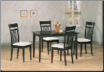 Biscayne 5 Piece Dining Set - Coaster 4430