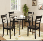 Mix & Match 5 Piece Dining Set by Coaster (SKU: CO-150087)