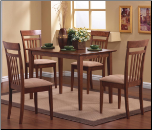 Mix & Match 5 Piece Dining Set by Coaster (SKU: CO-150430)