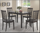 Oakdale 5 Piece Dining Set by Coaster (SKU: CO-150152)