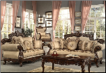 Rians Living Room Set by Homey Design (SKU: HD-HD296SET)
