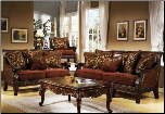 Rians Living Room Set by Homey Design (SKU: HD-HD301SET)