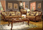 Lavernes Living room set by Homey Design HD-902