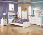 Lulu Panel Bedroom Set  by Signature Design (SKU: AB-B102)