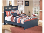 Leo Twin Panel Bedroom by Signature Design (SKU: AB-B103-51)