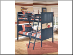 Leo Twin/Twin Bunk Bed Panels by Signature Design (SKU: AB-B103-59P-59R-59S)
