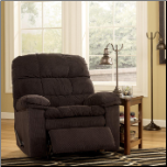 Hustle - Chocolate Contemporary Rocker Recliner by Signature Design by Ashley (SKU: AB--RR)