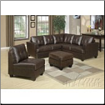 Diamond Sectional Sofa by Acme Furniture