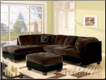 Deltona Sectional Sofa by Acme Furniture