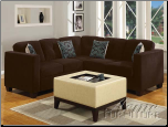 Barrow Sectional Sofa by Acme Furniture