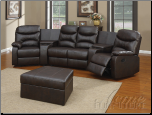 Spokane Home Theater Sofa Set by Acme Furniture (SKU: AC-50110-Set)
