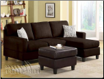 Acme Furniture Microfiber Sofa 2 Piece 05907 Set