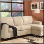 Acme Furniture Microfiber Sofa 1 Piece 05913 Set