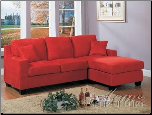 Acme Furniture Microfiber Sofa 1 Piece 05917  Set