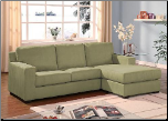 Acme Furniture Microfiber Sofa 1 Piece 05915  Set