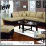 Cadee Sectional Sofa by Acme Furniture