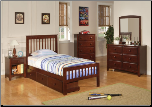 Parker Youth Bedroom Set 400290 (SKU: CO-400290-TBSET)