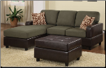 POUNDEX 3 PCS SECTIONAL S7670 (SKU: PXSS-S7670-SECTIONAL)