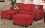 POUNDEX 3 PCS SECTIONAL S7668 (SKU: PXSS-S7668-SECTIONAL)