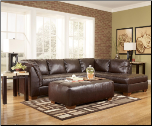 DuraBlend - Mahogany by Signature Design by Ashley Furniture (SKU: AB-44800-SECSET)