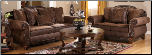 Bradington - Truffle Living Room Set Signature Design by Ashley Furniture (SKU: AB-15400SET)