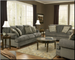PARCAL ESTATES Contemporary  Living Room Sofa  Set with Accent Pillows by Signature  Ashley (SKU: AB-74005 -L-SET)