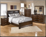 Signature Ashley B541 Hyden Bedrooms Set (SKU: AB-B541-QPB)