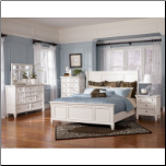 Prentice Panel Bedroom Set Signature Design by Ashley (SKU: AB-B672-KPB)