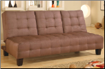 300154 - Tan Futon- Coaster (SKU: CO - 300154)