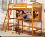 Boone Loft Bed - Coaster 460053