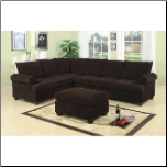 F7133- 2-Pcs Sectional Sofa