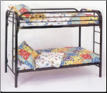 Coaster Bunk Bed Collection Black Twin/Twin - 2256