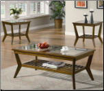 3 Piece Occasional Table Sets Coffee and End Table Set by Coaster (SKU: CO-701528)