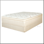 Platinum Visco Euro Top Innerspring Mattress (SKU: CO - 1095M)