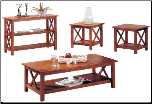 Briarcliff Casual 3 Piece Occasional Table Set by Coaster (SKU: CO-5907)