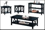 Briarcliff Casual 3 Piece Occasional Table Set by Coaster
